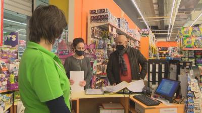 Преди Коледа: Масови проверки по магазините в София