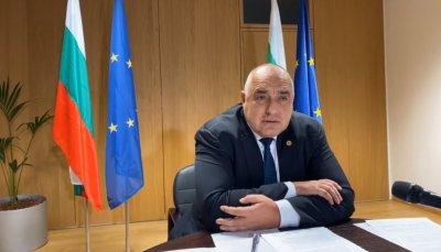 Борисов: Излизането от кризата може да се очаква след август догодина и то при 70% ваксинирани