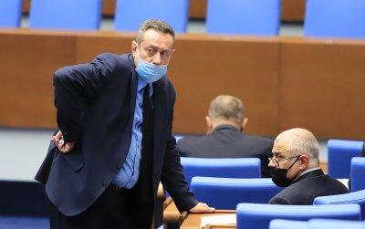 БСП изключи от редиците си депутата Иван Иванов