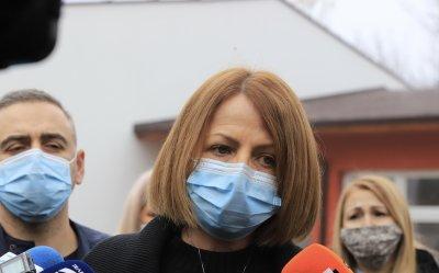 Фандъкова: Столична община е готова да отвори детските градини и ясли на 14 декември