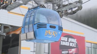 Банско пред новия зимен сезон: Пуснаха кабинковия лифт