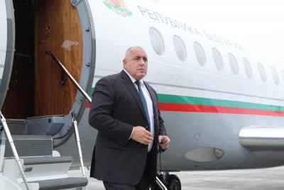 Премиерът Борисов пристигна в Брюксел за срещата на евролидерите