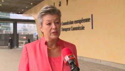 Еврокомисарят по вътрешните работи Илва Йохансон: Надявам се България да стане член на Шенген