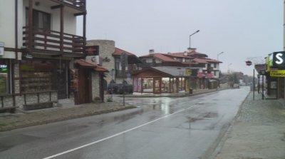 Затворени хотели и отменени резервации за 8 декември в Банско и Сапарева баня