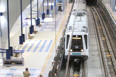 Третата линия на метрото няма да работи през уикенда