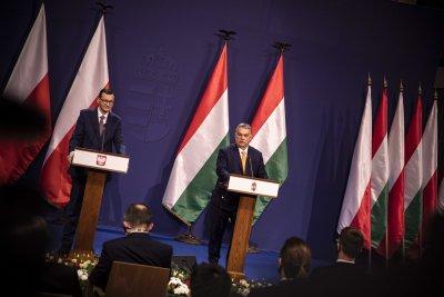 Полша и Унгария няма да налагат вето на бюджета на ЕС
