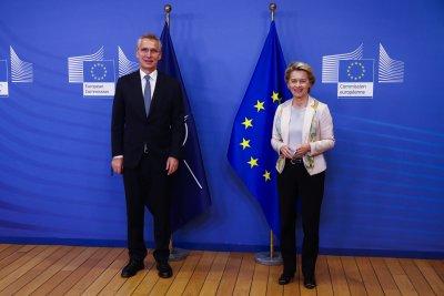 НАТО и ЕС задълбочават сътрудничеството си
