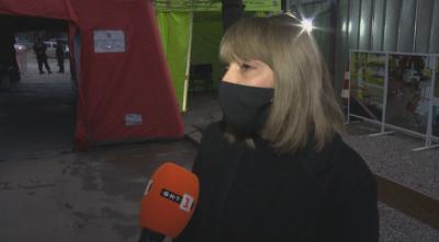 Има плавно повишение на броя медицински специалисти в София, които желаят да се ваксинират
