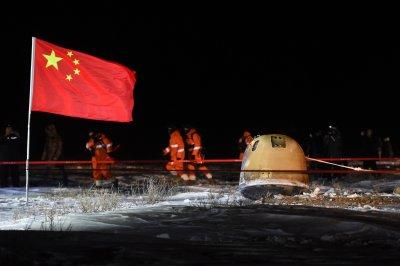 Космически успех: Китай е третата държава с проби от Луната
