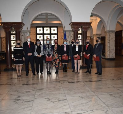 Гешев награди прокурори от ВКП за образцово изпълнение на служебните задължения