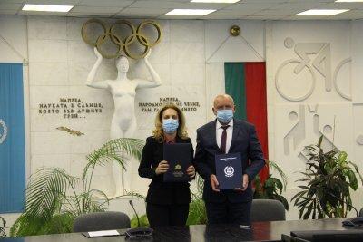 Министерството на туризма и НСА подписаха договор за сътрудничество