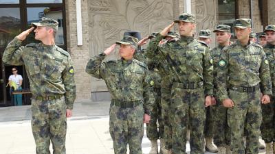 НС прие доброволната военна служба - всеки до 40 години може да постъпи в армията