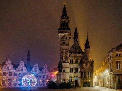Коледно настроение от Алст, Белгия