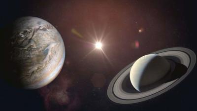 Освен днес, ще има още една възможност да видим големия астрономически съвпад на Сатурн и Юпитер