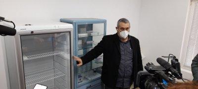 450 дози от ваксината срещу COVID-19 пристигнаха в Бургас