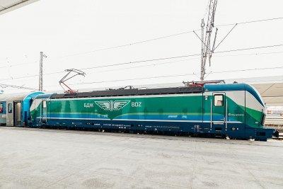 Новите локомотиви на БДЖ вече са в движение