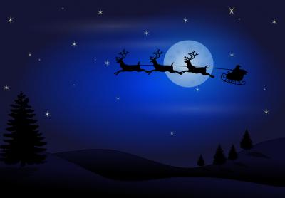 МВнР: С маска и сложена ваксина Дядо Коледа пристига тази нощ у нас