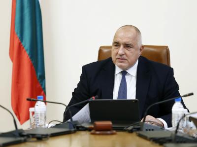Премиерът Борисов: Удължаваме мярката 60/40 до септември 2021 г.