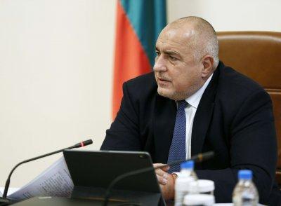 Борисов изказа съболезнования на хърватския си колега след земетресението