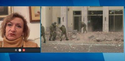 Българка за земетресението в Хърватия: Гледките са потресаващи
