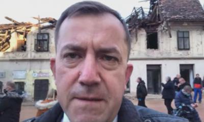 Специално: Ръководителят на представителството на ЕК за трусовете в Хърватия