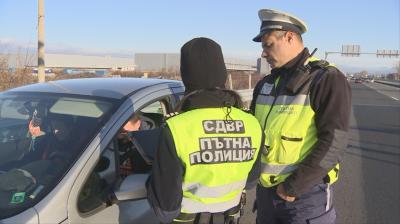 161 шофьори останаха без книжки в рамките на 2 дни