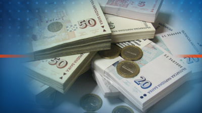 Общият размер на постъпленията в НАП за 2020 г. са 25 млрд. лв.