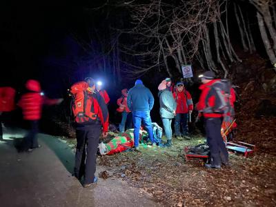 Над 8 часа продължи спасителната акция за четирима изгубили се в Стара планина