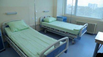 """Близо 90% от отделенията в болница """"Канев"""" в Русе са преструктурирани в ковидни"""