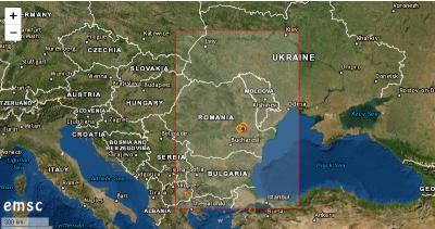 Трус с магнитуд 3,5 по Рихтер в Румъния