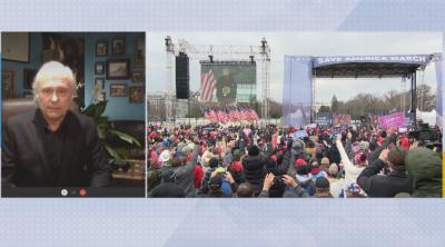 Симеон Гаспаров: Полицията не беше подготвена за този щурм на Капитолия