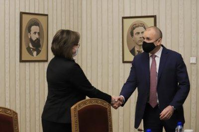 Корнелия Нинова: Готови сме за избори по всяко време