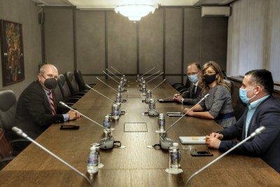 София предложи на Скопие план за действие за сътрудничество в различни сектори