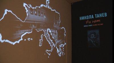Националната галерия представя изложба, посветена на Никола Танев