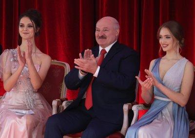 """Лукашенко нарече времето на управлението си """"ера на стабилност"""""""