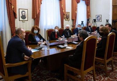 Нов кръг от консултациите при президента за изборите (ОБЗОР)