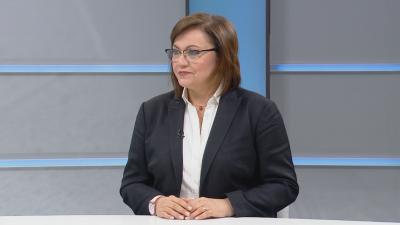 Корнелия Нинова: Съмнявам се в честността на вота