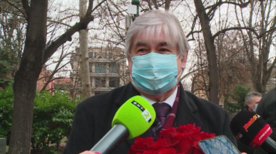 Руският посланик Анатолий Макаров с визита в Пловдив
