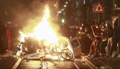 Протести в Брюксел заради причинена смърт при арест