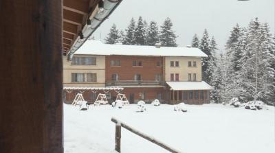 С около 20% по-малко са туристите в хижите тази зима