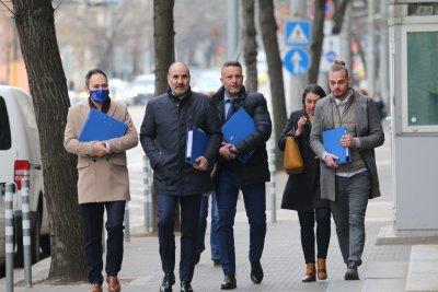 Партията на Цветан Цветанов се регистрира за частичните местни избори