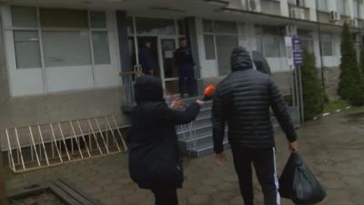 Обвиненият за изнасилване в село Енина се предаде в полицията