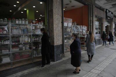 Гърция отваря търговските обекти