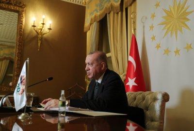 Ердоган иска подобряване на отношенията с ЕС