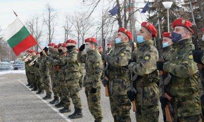 28 нови военни от състава на Съвместното командване положиха клетва