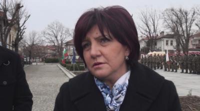 Караянчева: Датата на изборите е неаргументирана, но ГЕРБ ще се съобрази