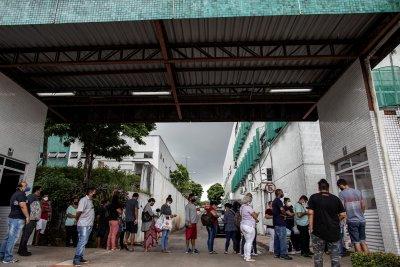 Здравната система на Португалия е пред срив, Русия започва масова ваксинация