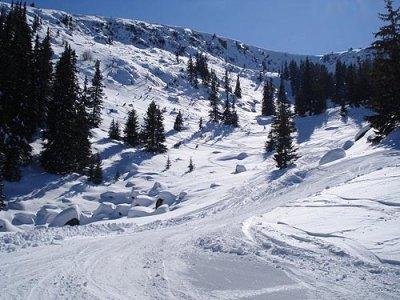 Скиор пострада край ски писта в местността Бодрост