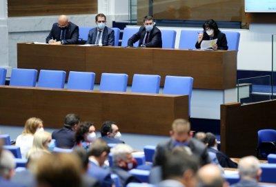 Изслушаха ресорни министри за ситуацията след наводненията (ОБЗОР)