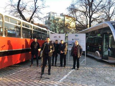 Отбелязваме 120 години градски транспорт в София